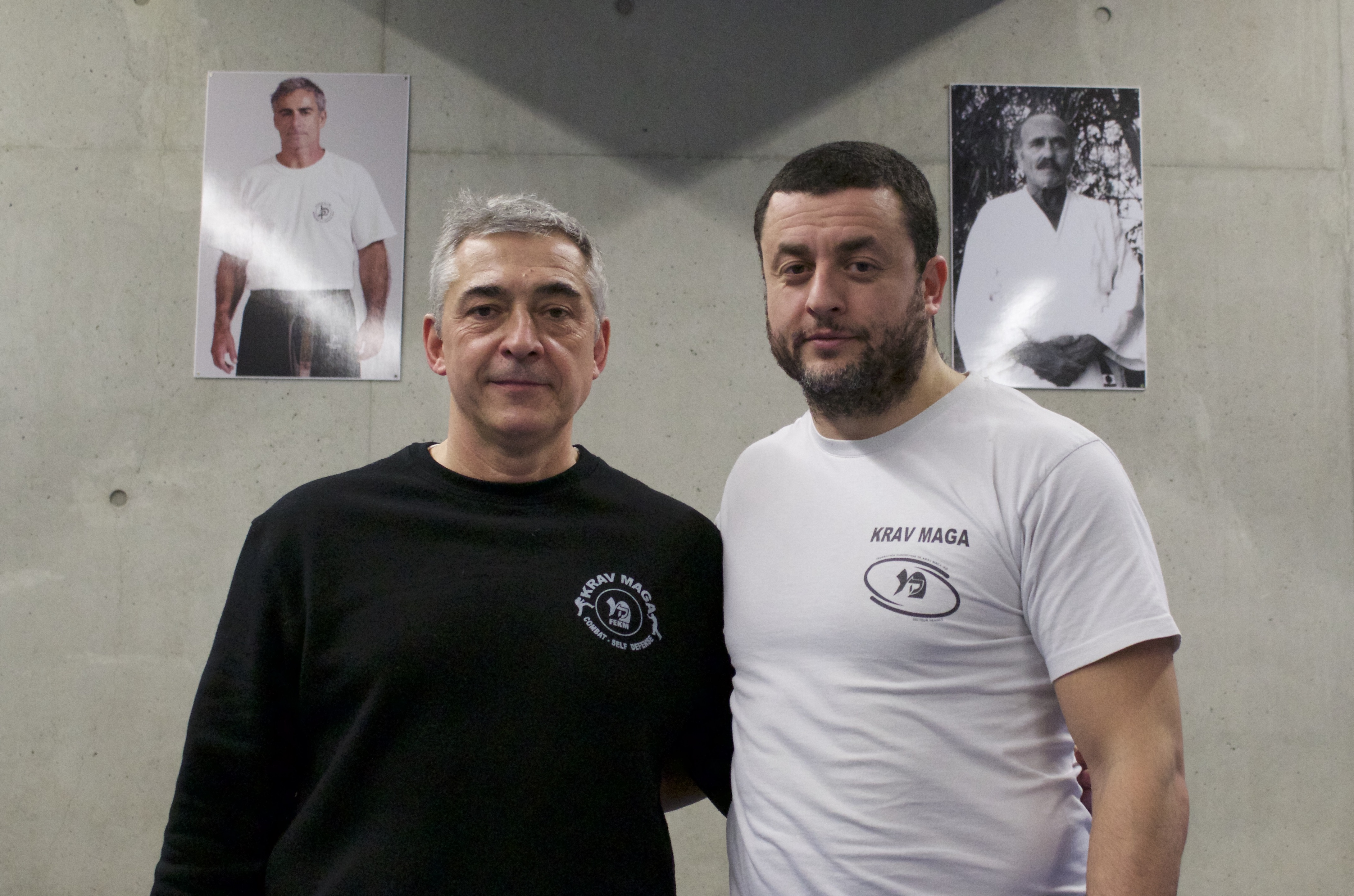 Samir OUBOUDINAR et Jean-Luc Reigner